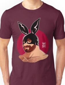 ADAM LIKES BUNNIES Unisex T-Shirt