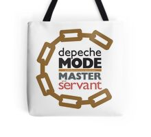 Depeche Mode : Master And Servant Tote Bag