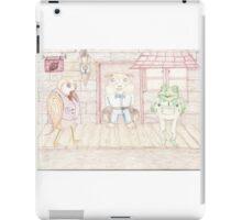 Bird , Hamster , Frog  iPad Case/Skin
