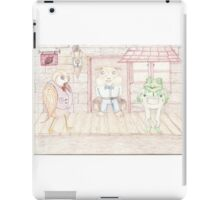 Bird , Hamster , Frog  iPad Case/Skin