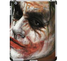 Joker Canvas iPad Case/Skin
