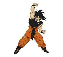 Goku by jubileetees
