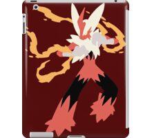 OMFG ITS MEGA BLAZIKEN iPad Case/Skin