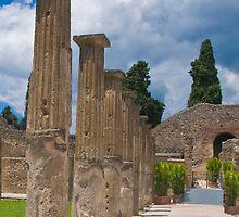 Pompeii by dunawori