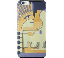 The Key for The Way Out iPhone Case/Skin