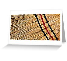 Wisk Greeting Card