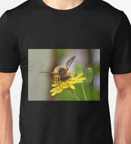 Bee Collecting Unisex T-Shirt