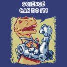 Science can do it ! by ExyonFardel