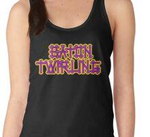 Baton Twirling Design Women's Tank Top