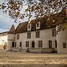 Cayac Priory in Gradignan by DebbyScott