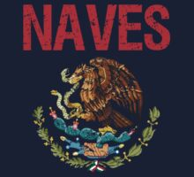 Naves Surname Mexican Kids Clothes