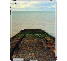 Path to the ocean  iPad Case/Skin