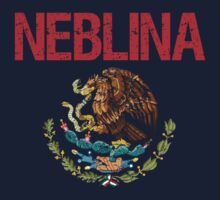 Neblina Surname Mexican Kids Clothes