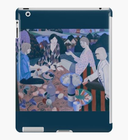 Warm evening iPad Case/Skin
