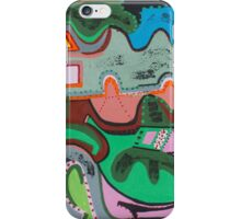 The Circus Barker iPhone Case/Skin