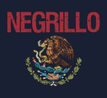 Negrillo Surname Mexican Kids Clothes