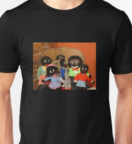 Sweet Collection of Gollies Unisex T-Shirt