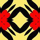 Flower of Gold 2 by Julie Everhart by Julie Everhart