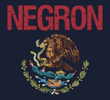 Negron Surname Mexican Kids Clothes