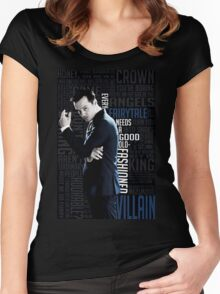 Jim Moriarty Women's Fitted Scoop T-Shirt
