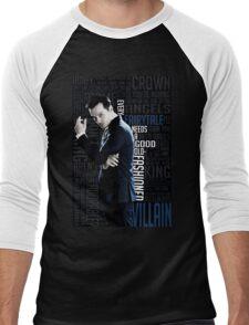 Jim Moriarty Men's Baseball ¾ T-Shirt