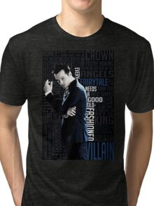 Jim Moriarty Tri-blend T-Shirt