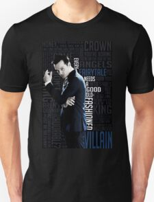Jim Moriarty Unisex T-Shirt