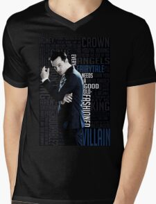 Jim Moriarty Mens V-Neck T-Shirt