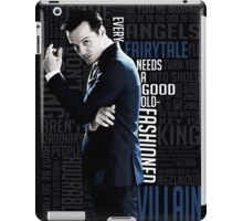 Jim Moriarty iPad Case/Skin