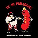 12 Inches of Paradise by MStyborski