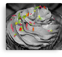 Sprinkles without the cupcake Canvas Print