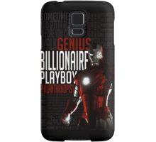 Iron Man Samsung Galaxy Case/Skin
