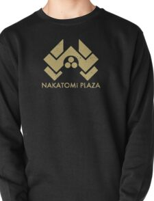 A distressed version of the Nakatomi Plaza symbol Pullover