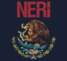 Neri Surname Mexican Kids Clothes
