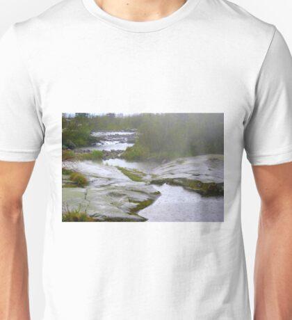 Rocks On Lake Superior Unisex T-Shirt