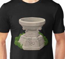 Glitch Shrines npc shrine lem Unisex T-Shirt