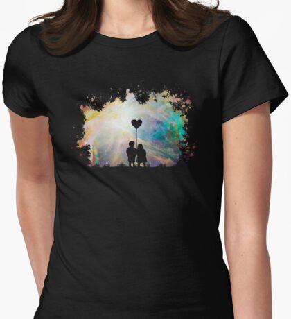 Star Children Womens Fitted T-Shirt