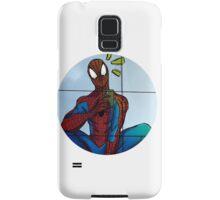 Spidey Selfie  Samsung Galaxy Case/Skin