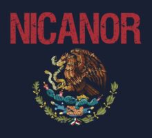 Nicanor Surname Mexican Kids Clothes