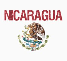Nicaragua Surname Mexican Kids Clothes