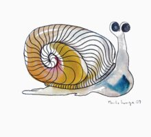 Interpretation #47 - The snail Kids Clothes
