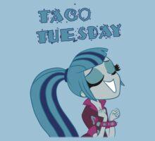 Sonata Dusk - Taco Tuesday (Without Tacos) Kids Tee