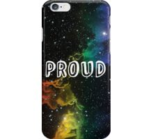 Rainbow Pride Nebula iPhone Case/Skin
