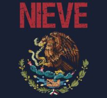 Nieve Surname Mexican Kids Clothes