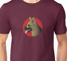 The German Shepherd Unisex T-Shirt