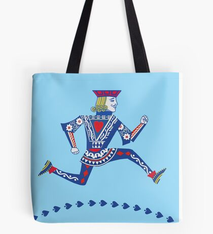 Jumping Jack Escape Velocity Tote Bag
