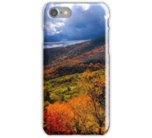 Storm on the Mountain I iPhone Case/Skin