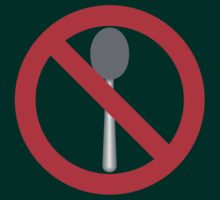 No Spoon by FlyNebula