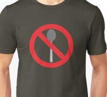 No Spoon Unisex T-Shirt