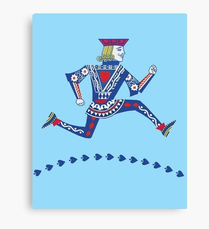 Jumping Jack Escape Velocity Canvas Print